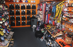 rock on craggy island guildford climbing shop